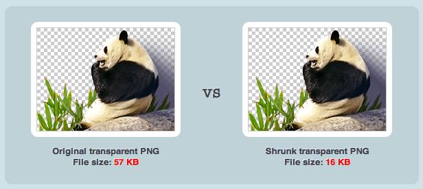 PNG image Optimizer